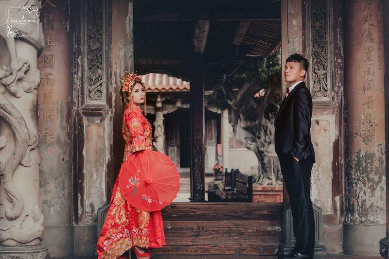 婚紗攝影包套A作品