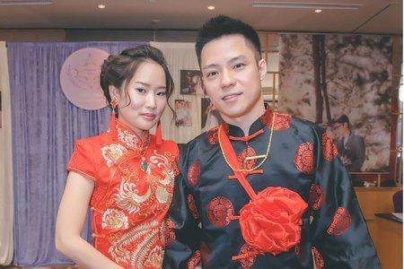 台南高雄婚攝 婚禮記錄 結婚儀式午宴 漢來大飯店-平面攝影
