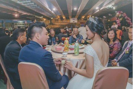 [婚攝] 新北婚禮 結婚午宴 頂城里活動中心 婚禮攝影 新北婚攝 平面攝影.