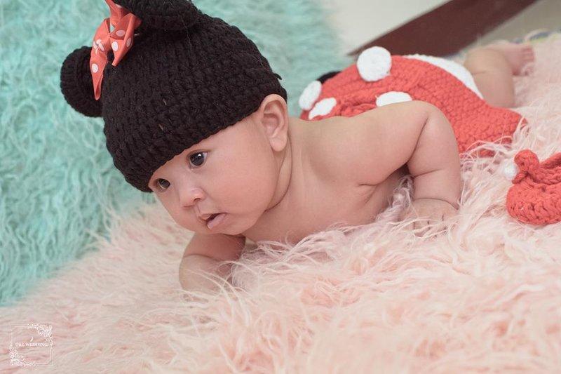 新生兒/寶寶寫真拍攝方案一作品