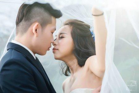 [自助婚紗] 台中婚紗 婚紗攝影 落羽松&東海大學 自助婚紗 婚紗照 平面攝影