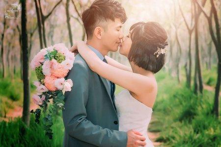 [自助婚紗] 台中婚紗 婚紗攝影 外埔 自助婚紗 婚紗照 平面攝影