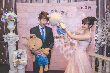 婚禮攝影 婚禮紀錄 台中婚攝-Wedding Record N XI-平面攝影