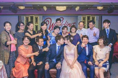 [婚攝] 婚禮攝影 婚禮紀錄 台中婚攝 Wedding Record N XI 平面攝影.