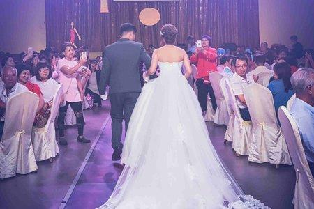 [婚攝] 婚禮進場 婚禮攝影 婚禮紀錄 台中婚攝 Wedding Record-平面攝影