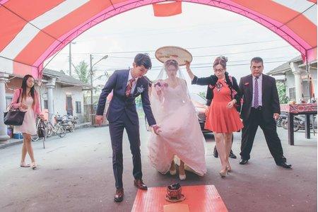 [婚攝] 彰化婚禮 結婚儀式午宴 Meet Happiness 婚禮攝影 彰化婚攝 平面攝影