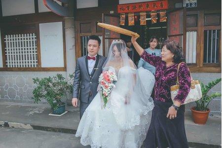 台南高雄婚禮/結婚迎娶儀式午宴/漢來大飯店/婚禮攝影/台南高雄婚攝/平面攝影