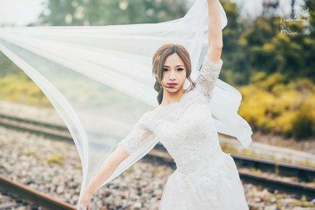 [婚紗寫真] 台中婚紗 婚紗攝影 自助婚紗 婚紗照 平面攝影.