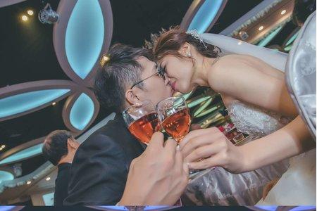 [婚攝] 彰化婚禮 訂結儀式晚宴 二鹿京華喜宴會館 婚禮攝影 平面攝影.