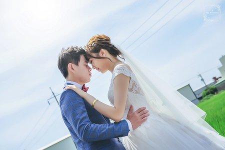 婚禮攝影-儀式、宴客平面方案A