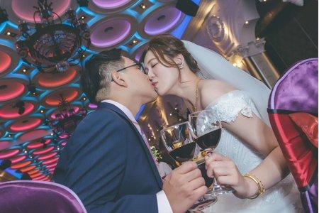 [婚攝] 台中婚禮/結婚迎娶儀式午宴/潮港城國際美食館/婚禮攝影/平面攝影