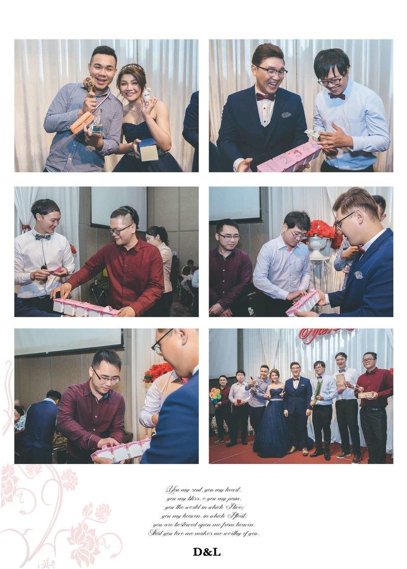 婚禮攝影-儀式、宴客平面+動態方案作品