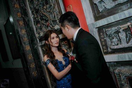 [婚攝] 高雄婚禮 歸寧晚宴 彌陀漯底代天府濟山宮 婚禮攝影 平面攝影