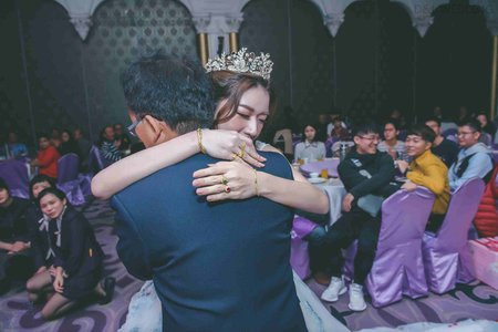 台中婚禮/結婚午宴/潮港城國際美食館/婚禮攝影/平面攝影