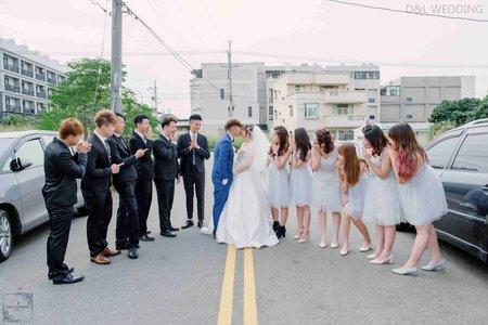 [婚攝] 彰化台中婚禮 迎娶儀式午宴 自宅流水席 婚禮攝影 平面攝影.
