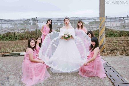 [婚攝] 台中東勢新社婚禮 訂結儀式午宴 自宅流水席 婚禮攝影 平面攝影