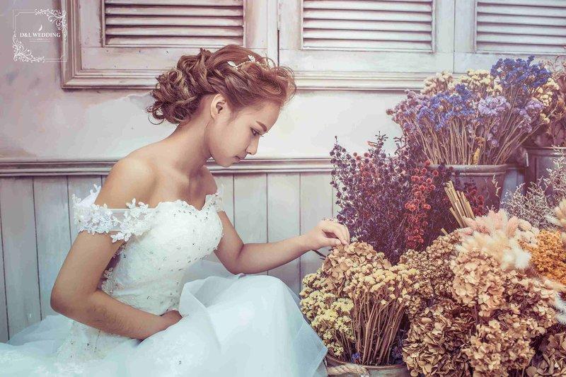 婚紗側錄方案作品
