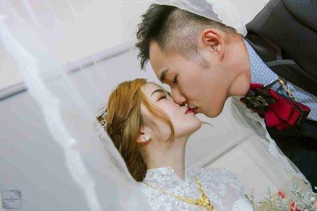 [婚攝] 南投竹山婚禮/結婚迎娶儀式午宴/自宅流水席/婚禮攝影/平面攝影.