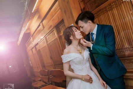台南雲林婚禮/訂結同天儀式午宴/晁陽綠能體驗農場/婚禮攝影/平面攝影