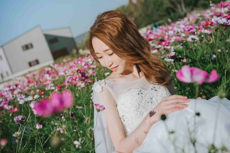 婚紗攝影拍攝小資方案作品