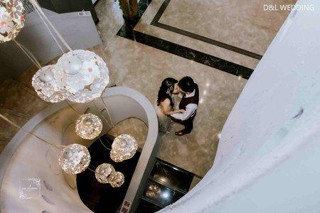 台中婚禮/單午宴/台中展華花園會館/婚禮攝影/平面攝影