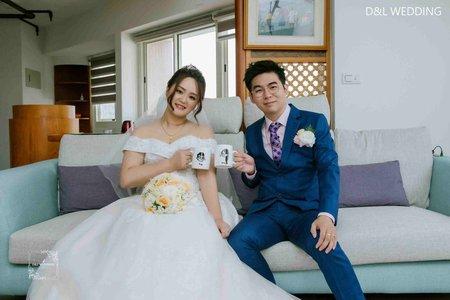 台中婚禮/結婚迎娶儀式午宴戶政登記/台中如意樓/婚禮攝影/平面攝影.