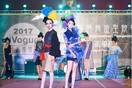 2017年 世界彩妝大賽擔任攝影師
