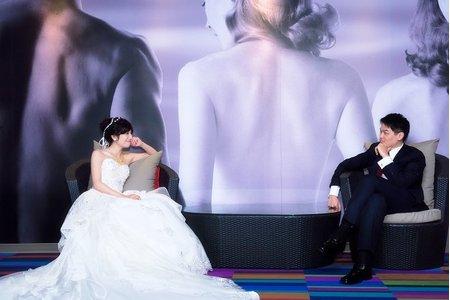 天均婚禮紀錄(川門子)