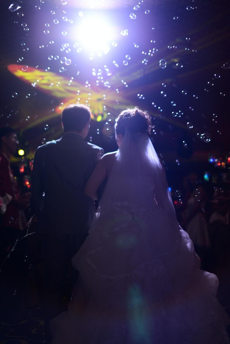 Rock's Wedding 婚禮攝影作品