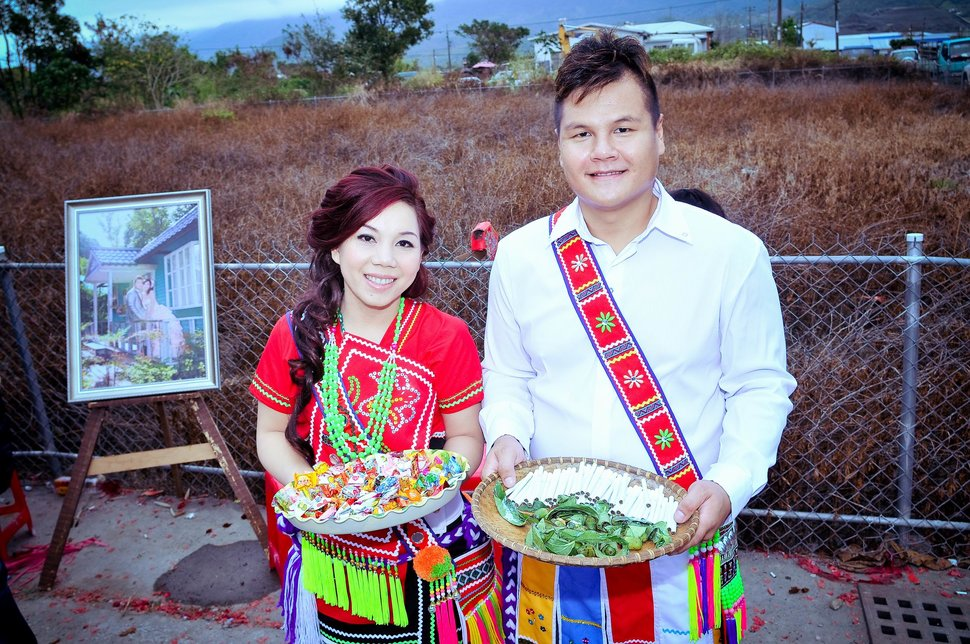 台東自宅阿美族婚禮紀錄結婚迎娶婚禮記錄動態微電影錄影專業錄影平面攝影婚紗攝攝影婚禮主持人(編號:160028) - 蜜月拍照10800錄影12800攝影團隊 - 結婚吧