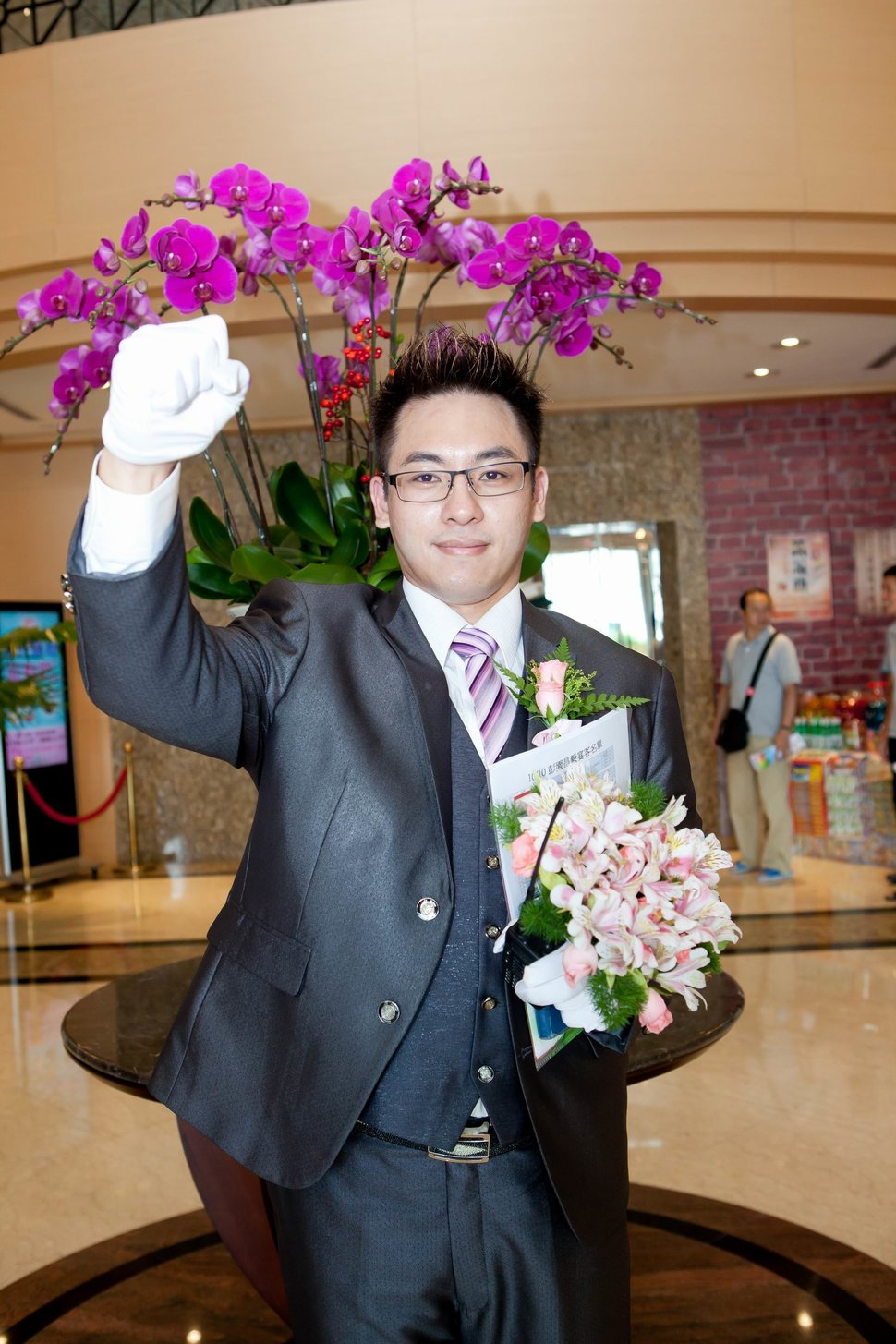 長榮桂冠酒店彭園會館婚禮記錄專業錄影平面攝影(編號:194891) - 蜜月拍照10800錄影12800攝影團隊 - 結婚吧