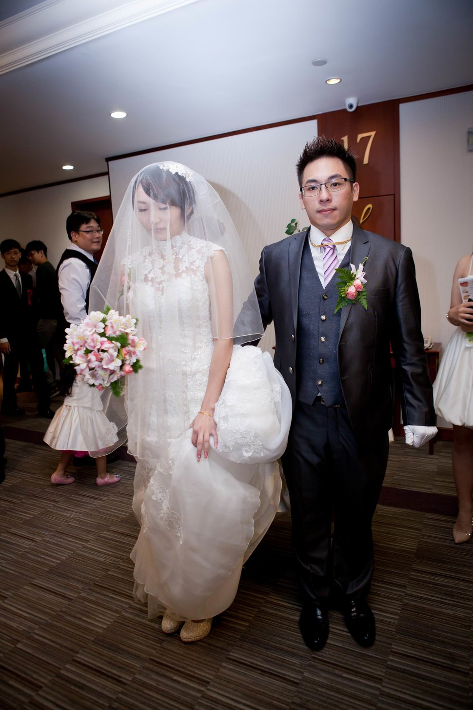 長榮桂冠酒店彭園會館婚禮記錄專業錄影平面攝影(編號:194984) - 蜜月拍照10800錄影12800攝影團隊 - 結婚吧