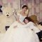 永和易牙居婚宴廣場宴會廳婚婚禮記錄結婚迎娶婚禮記錄動態微電影錄影專業錄影平面攝影婚攝婚禮(編號:213104)