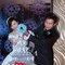 永和易牙居婚宴廣場宴會廳婚婚禮記錄結婚迎娶婚禮記錄動態微電影錄影專業錄影平面攝影婚攝婚禮(編號:213193)