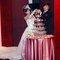 中和水漾會館祥興樓餐廳結婚迎娶婚禮記錄動態微電影錄影專業錄影平面攝影婚攝婚禮主持人(編號:214772)