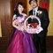 蜜月婚攝全家福海鮮餐廳定婚儀式晚宴婚禮記錄動態微電影錄影專業錄影平面攝影婚攝婚禮主持人(編號:271312)