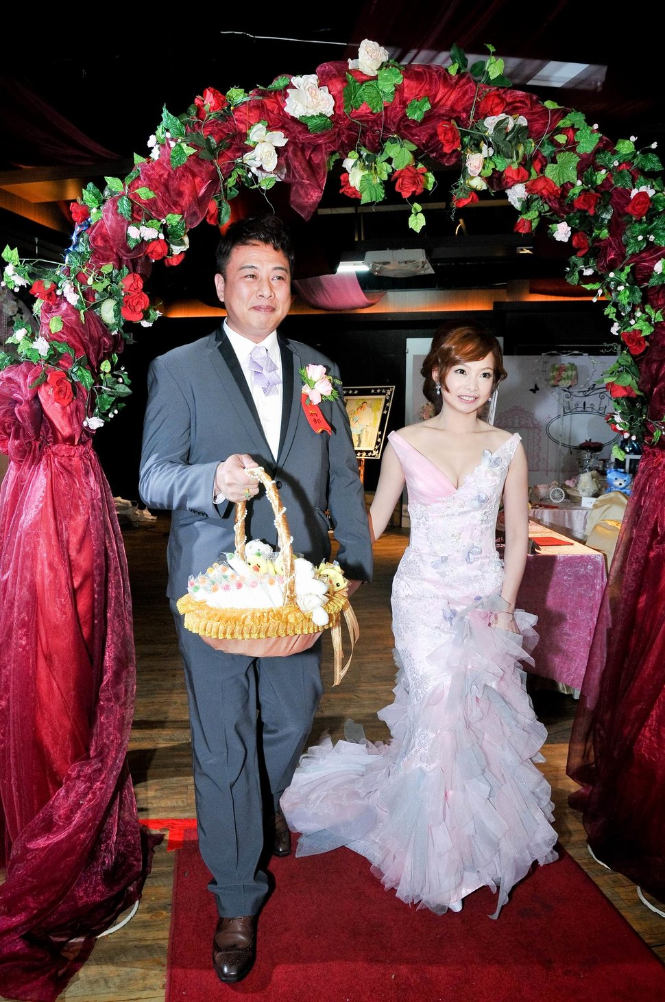 龍和餐廳結婚迎娶儀式晚宴婚禮記錄動態微電影錄影專業錄影平面攝影婚攝婚禮主持人(編號:272570) - 蜜月拍照10800錄影12800攝影團隊 - 結婚吧