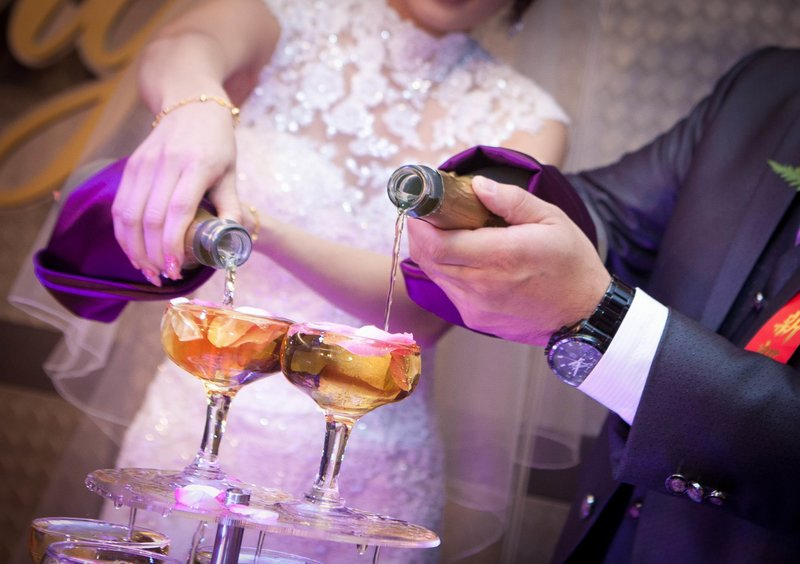 平價全職婚禮平面攝影