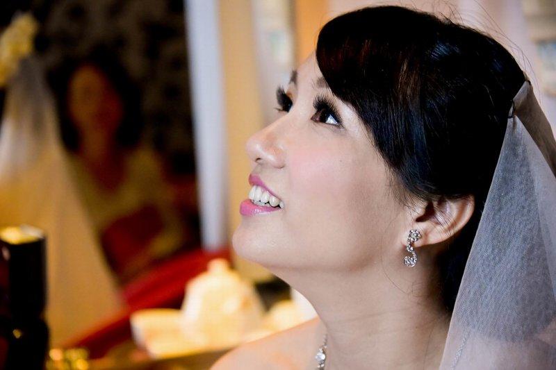 新娘秘書+婚禮平面攝影17600元大特價