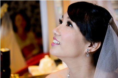 新娘秘書+婚禮平面攝影17600元