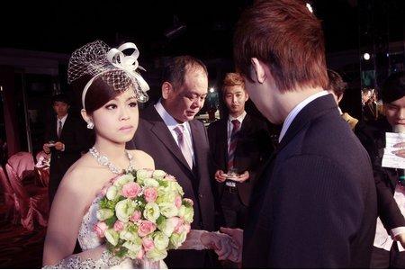中和水漾會館祥興樓餐廳結婚迎娶婚禮記錄動態微電影錄影專業錄影平面攝影婚攝婚禮主持人