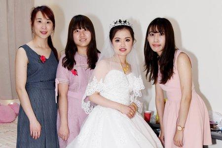 香廚庭園餐廳定結同天午宴婚禮紀錄婚禮動態錄影平面攝影