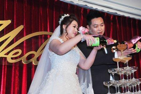 Lamigo那米哥宴會廣場文定結婚迎娶晚宴雙平面攝影攝影