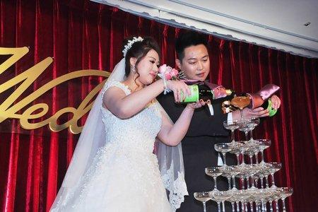 Lamigo汐止拉米哥宴會廣場文定結婚迎娶晚宴雙平面攝影錄影