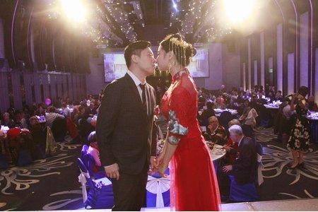 彭園婚宴會館午宴文定結婚迎娶婚禮紀錄結婚儀式婚禮動態錄影平面攝影精華mv