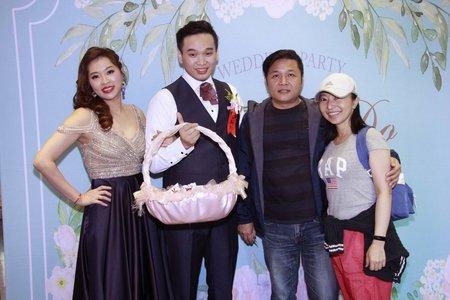 京樺國際婚宴會館婚禮動態錄影平面攝影婚禮紀錄