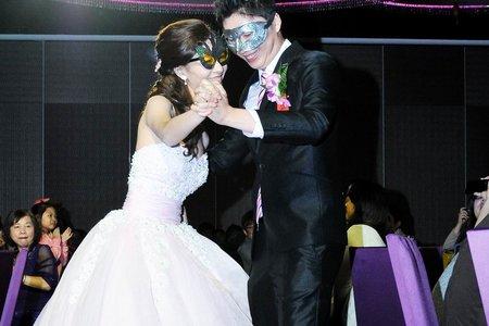 中和華漾環球宴會廳婚禮記錄動態微電影錄影專業錄影平面攝影