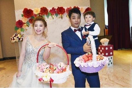 臻愛婚宴會館婚禮紀錄平面攝影攝影拍照錄影003