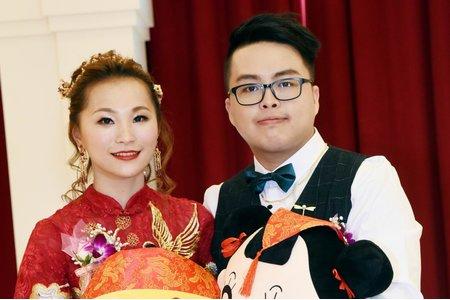 台中臻愛婚宴會館結婚迎娶午宴婚禮紀錄平面攝影攝影拍照錄影