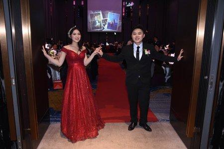 台北新板希爾頓酒店 攝影婚禮紀錄文定結婚儀式午宴動態錄影平面攝影